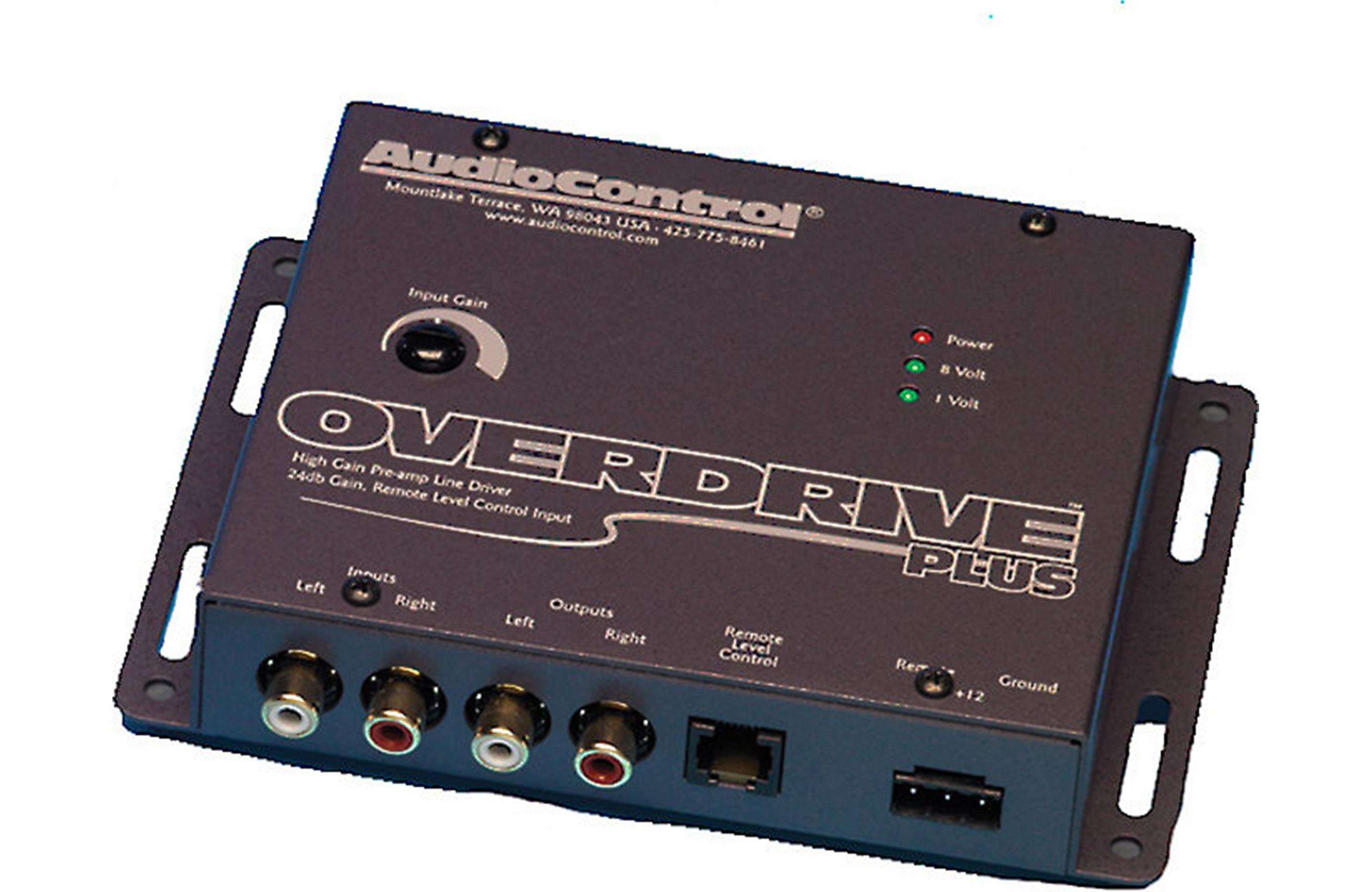 Audiocontrol OVERDRIVE PLUS (Salmon Gray)