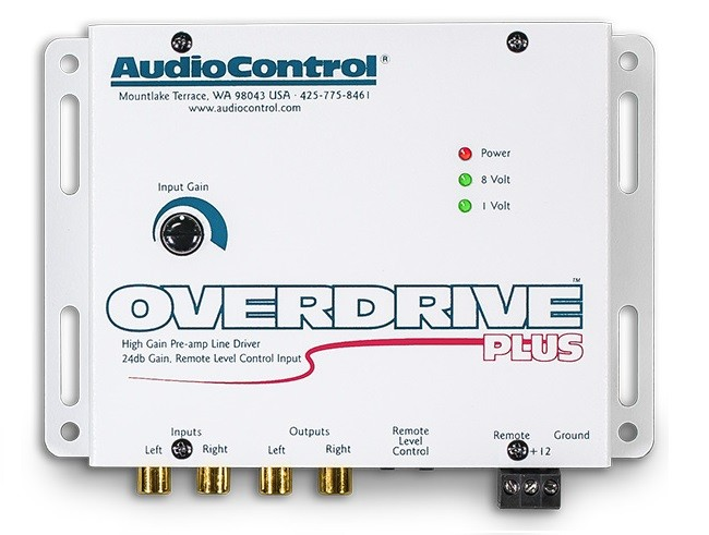 Audiocontrol OVERDRIVE PLUS (Sierra White)